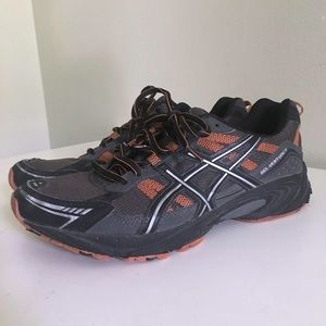 ASICS gel venture four trail running shoes